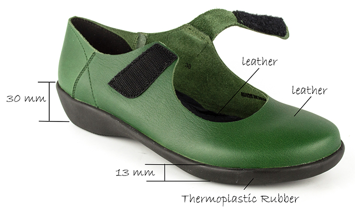 Loints of Holland Active Mary Jana Shoes