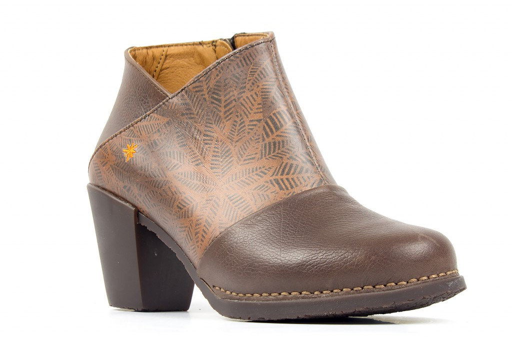 1241 ART Genova fantasy - Women's ankle boots