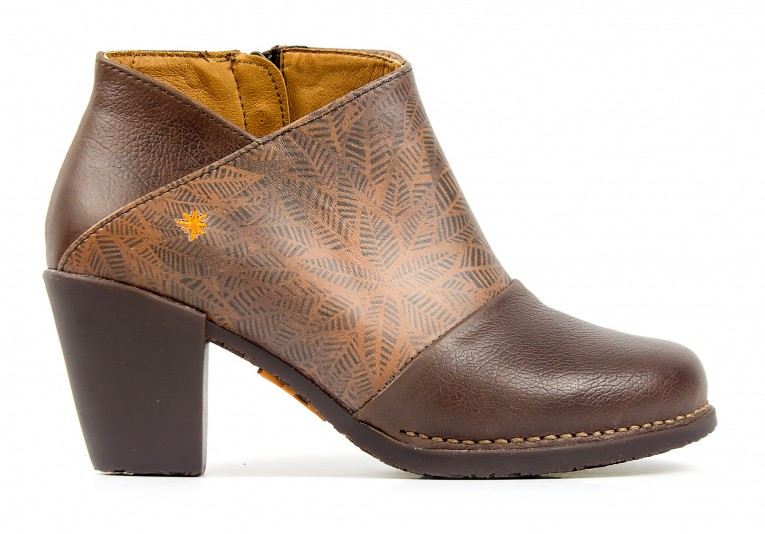 1241 ART Genova fantasy - Women's ankle boots