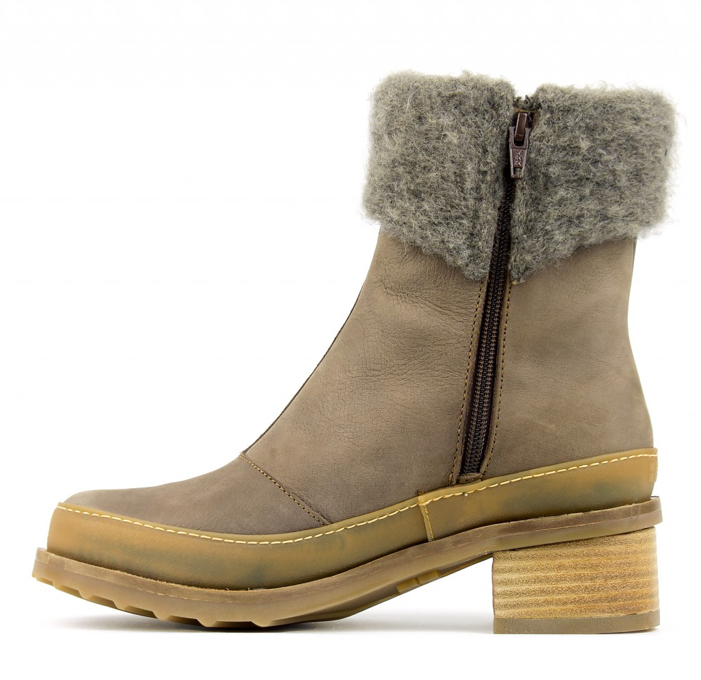 5122 El Naturalista Kentia plume - Women's ankle boots