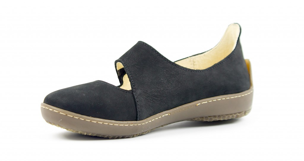 ND85 El Naturalista Bee black - women's ballerinas
