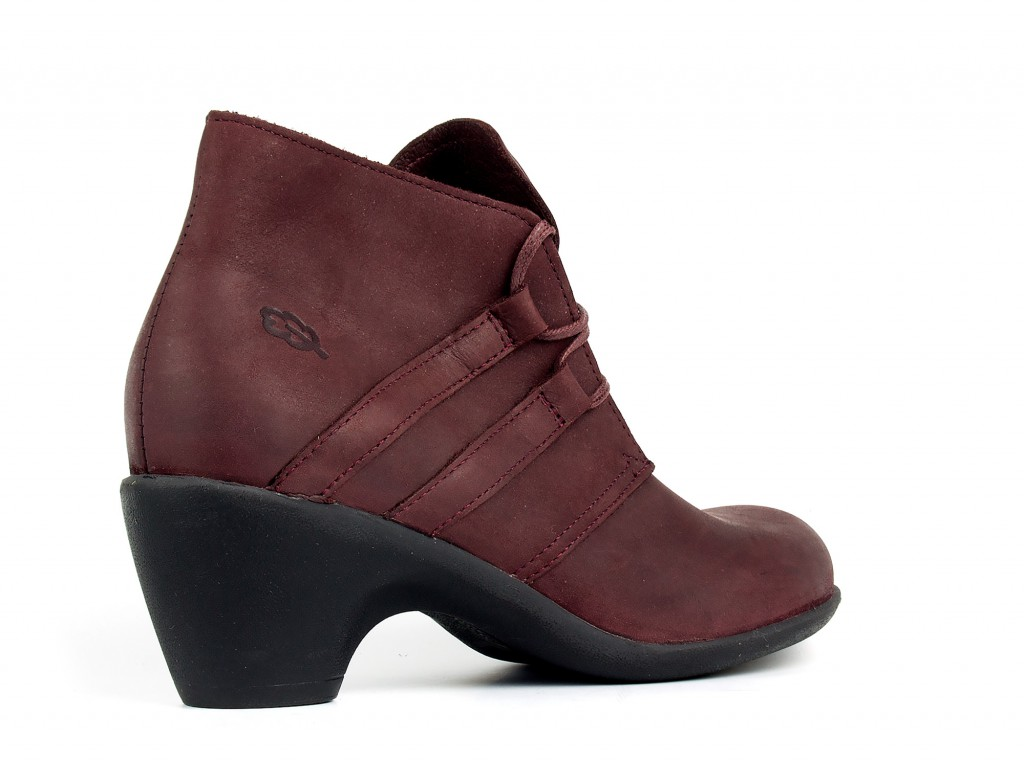 70692 Loints of Holland Jive blackberry - Women's ankle boots