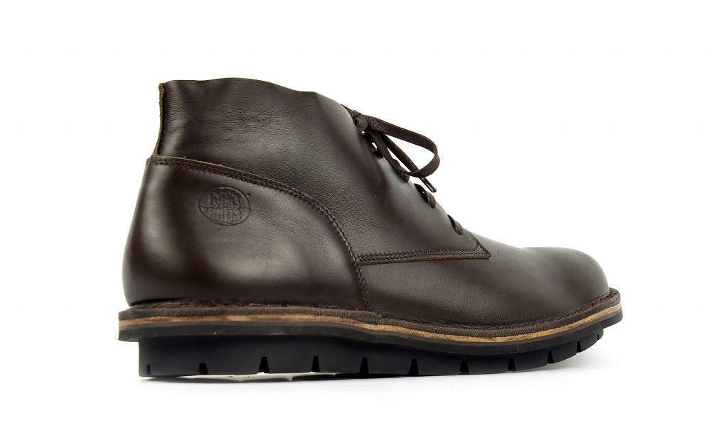 83550 Loints of Holland Track dark brown - Men's ankle boots
