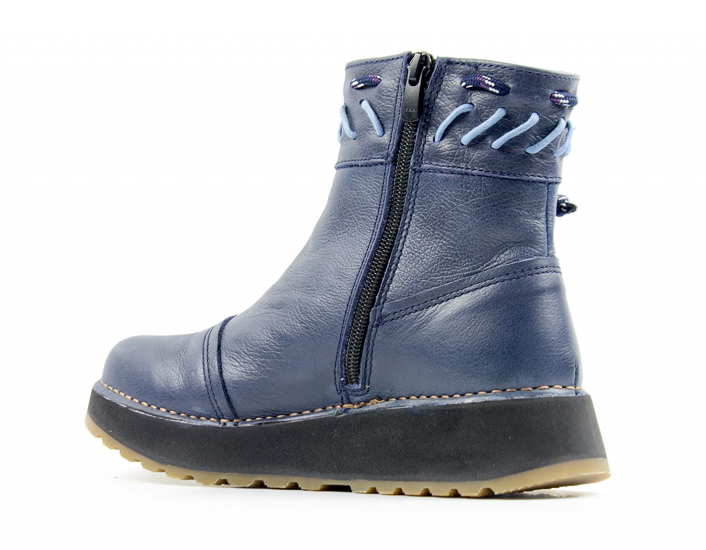 1027 ART Heathrow blue - Women's ankle boots