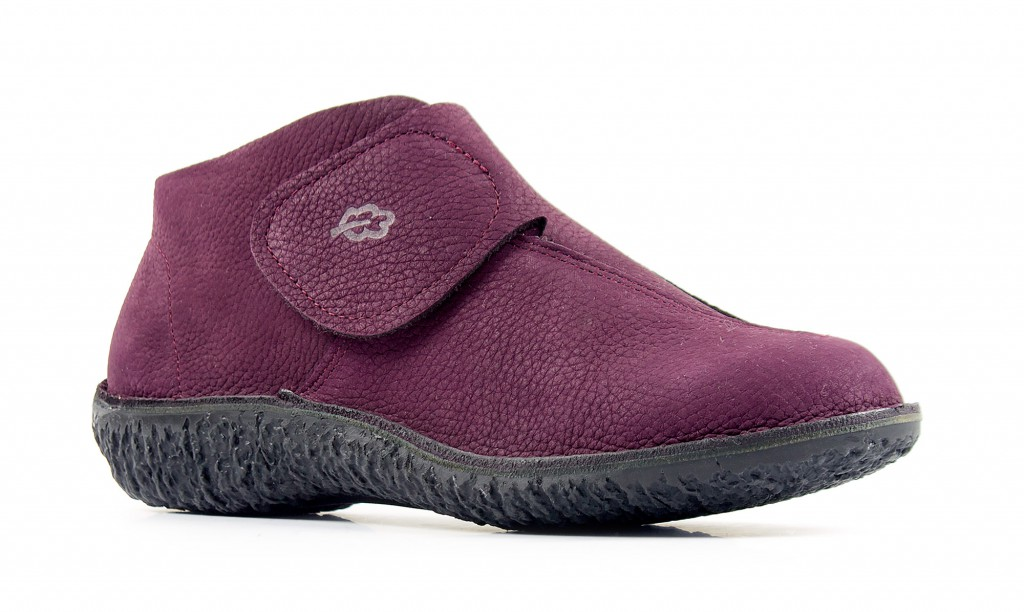 37733 Loints of Holland Fusion wine - Women's ankle boots