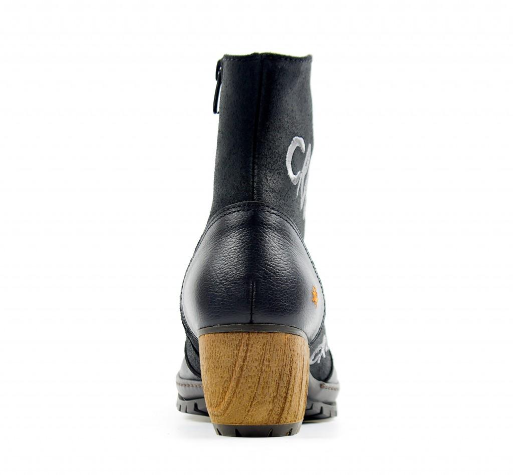 1231 ART Oslo black - Women's ankle boots