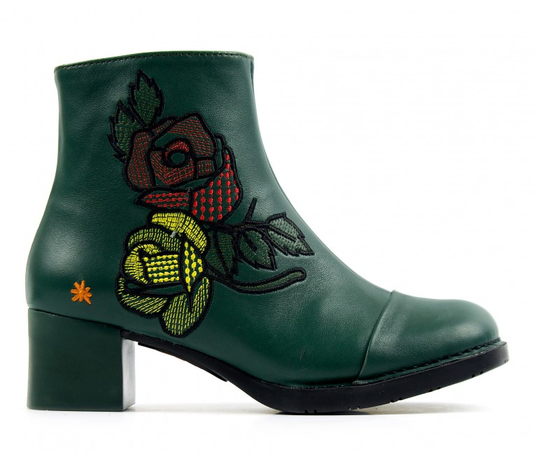 1200 ART Bristol petroleo - Women's ankle boots