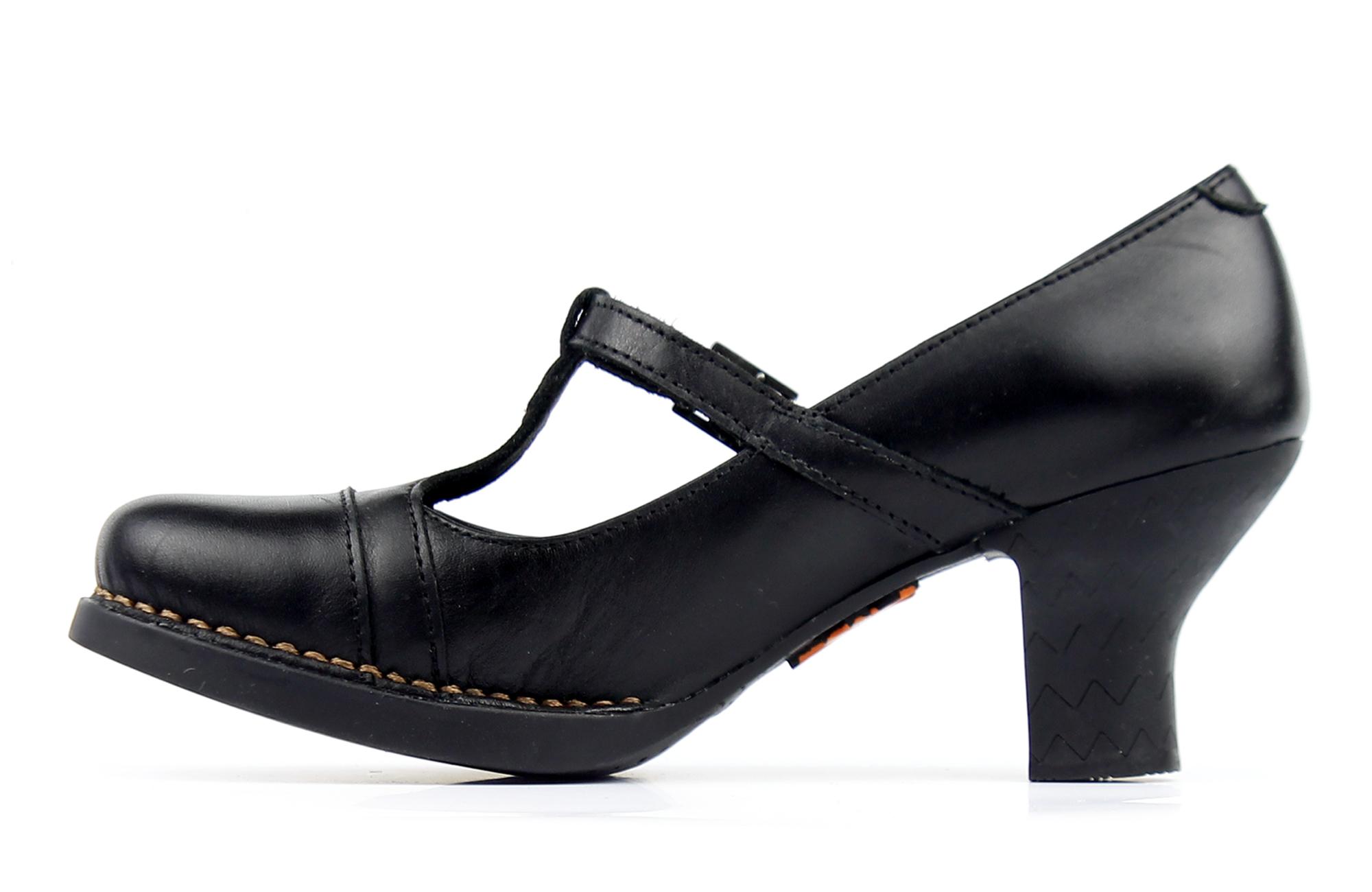 Art Harlem Black, Schuhe, Absatzschuhe, Pumps, Schwarz, Female, 37