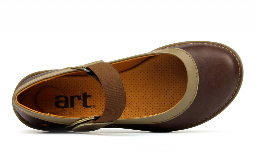0926 Bergen ART brown