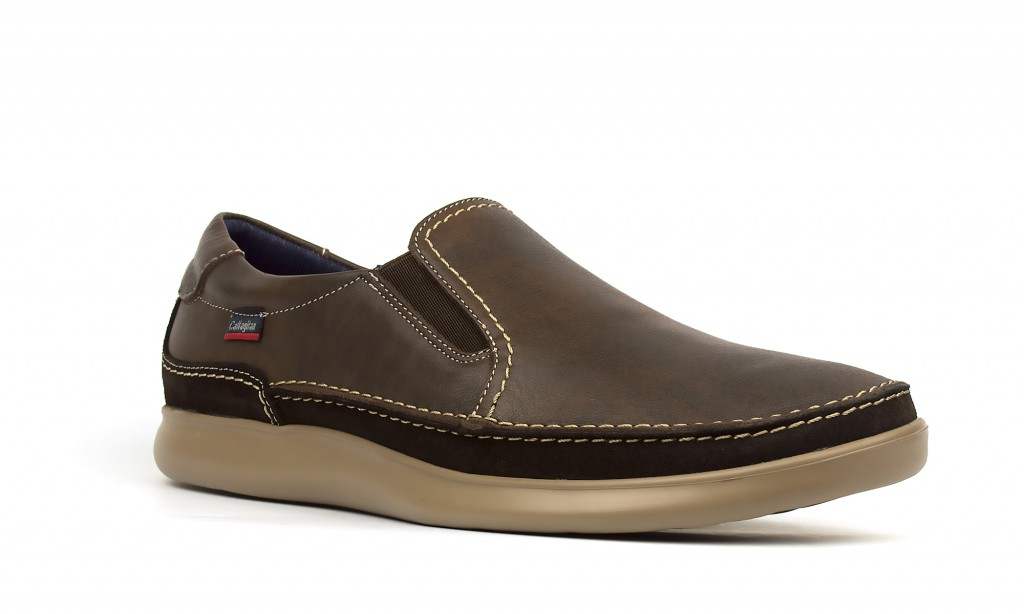 56e1a25e Men's leather shoes 11201 Starman Marron Callaghan buy / Online shop