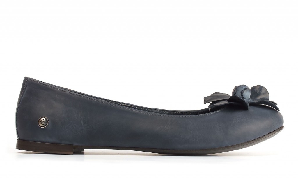 s523 Neosens molinera prusia - Women's leather flats